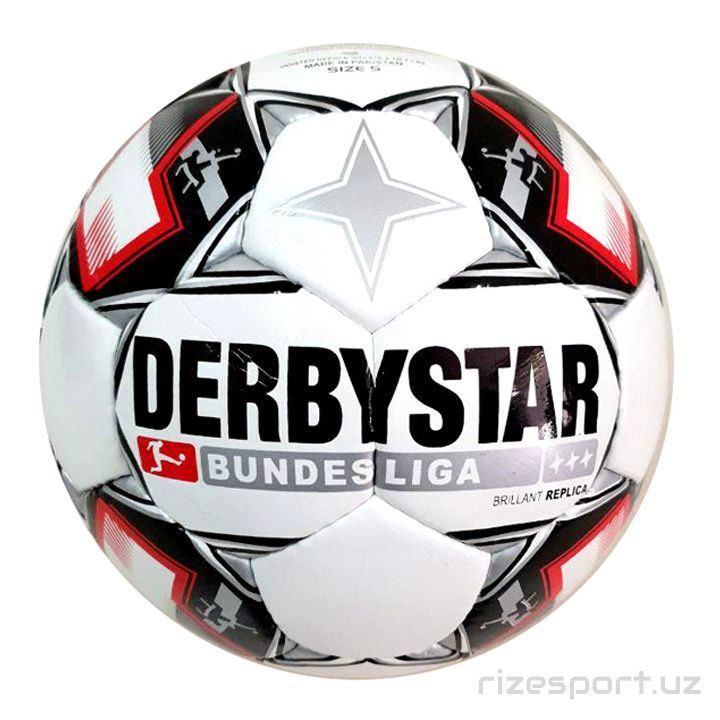 Футбольный мяч Derbystar Brilliant APS RE Bundesliga Fußball Replica