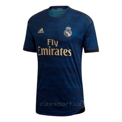 Футбольная форма Real Madrid 2019-20 гостевая