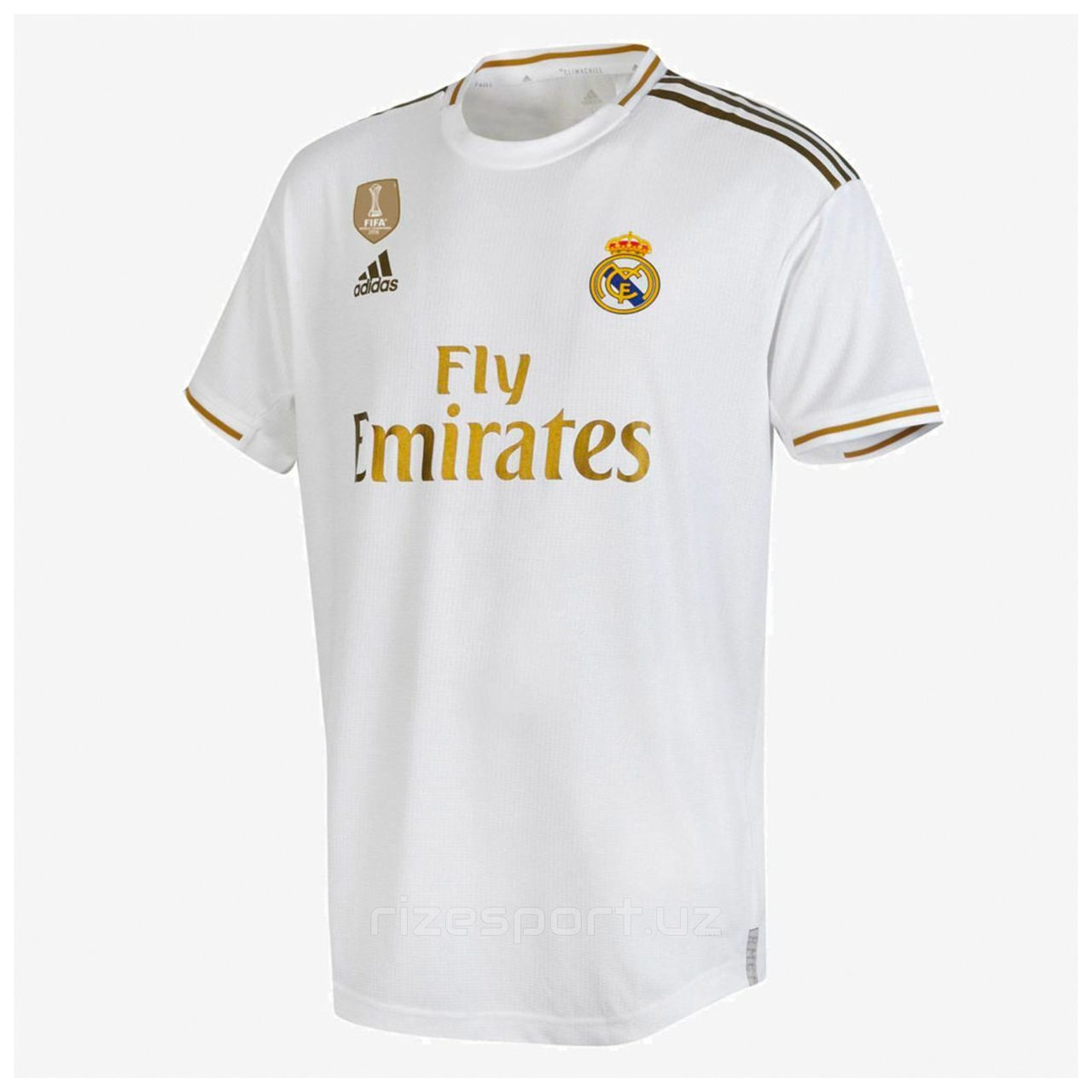 Футбольная форма Real Madrid 2019-20 домашняя